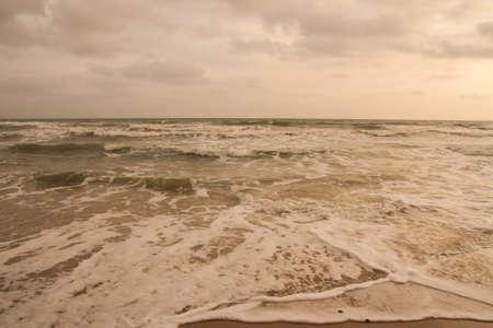 Beach Sunset Stock Photo - 18563146