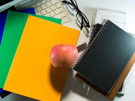 ambiente laboral: Entorno de trabajo de oficina Foto de archivo