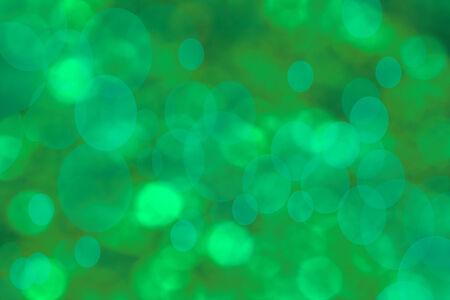 paragraphs: light green bokeh background Stock Photo