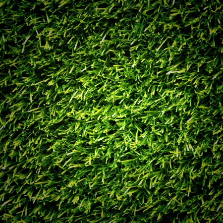 Close-up green artificial turf pattern Stock Photo - 15843954
