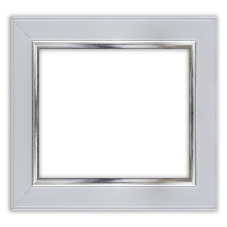 frame on white background Stock Photo - 16725016
