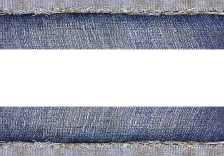 Background from a jeans fabric  Stock Photo - 16725038