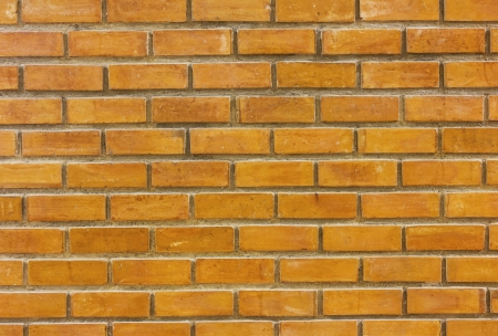 The old red brick wall Stock Photo - 17112129