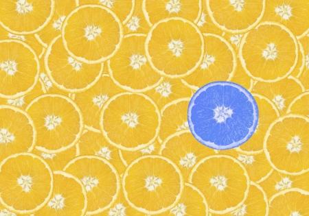 Orange fruit  texture background