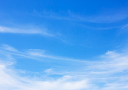 clouds in the blue sky background Stock Photo - 36988832