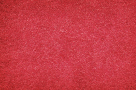 red carpet background: Red floor carpet blur background, abstract texture.