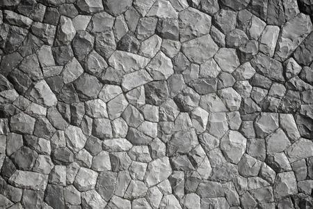 kamienny mur tło. Abstrakcyjny charakter tekstury Zdjęcie Seryjne