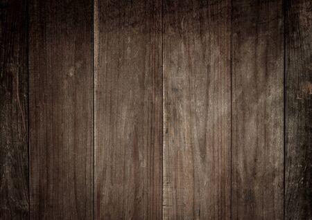 houten paneelachtergrond, abstracte plank voor textuur Stockfoto