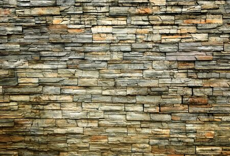 stone wall background. Abstract nuture for texture. Stock Photo