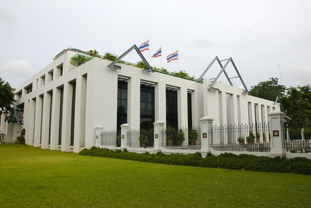 privy: Amazing Thailand Privy Council Chambers