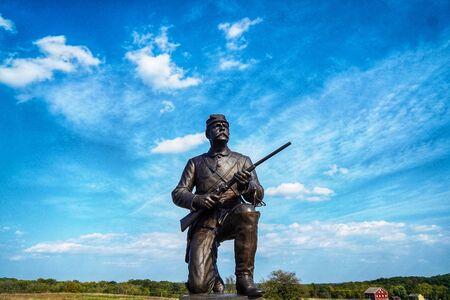 Gettysburg National Military Park Editöryel