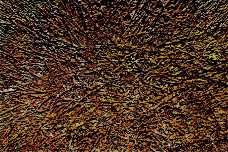 onbepaalde: Textuur of gebarsten abstracte achtergrond met warme kleuren herfst