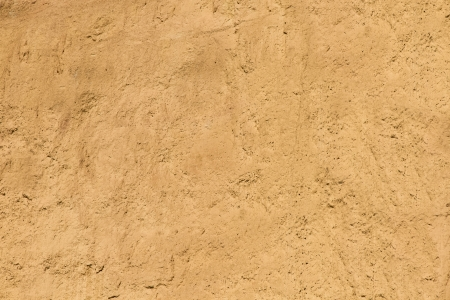Background or texture of great clay wall or brown ocher Banco de Imagens - 22658639