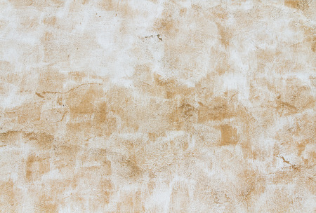 loamy: Background or texture unpainted wall ocher and white