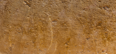 nicked: Panorama de la textura o el fondo Corte vertical de arcilla con grietas