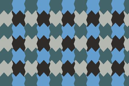 irregular shapes: Dise�o Textil patr�n o fondo de pantalla. Con formas geom�tricas irregulares Foto de archivo