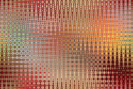 Dessin ou modèle avec des couleurs givrées à effet de verre Banque d'images