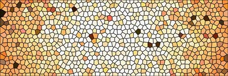 warm colors: fondo de la ventana panorámica en colores cálidos