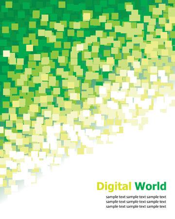 Digital (greenPixel) Background