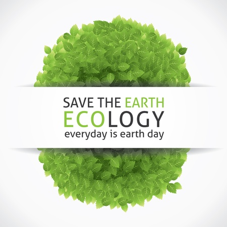 Save Our Earth  Stock Vector - 20325274