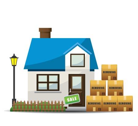 row houses: Real Estate Icon