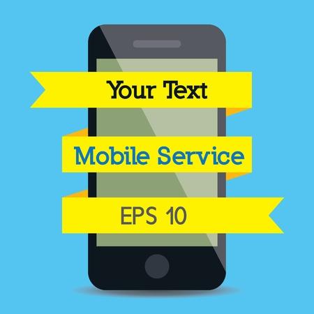 wordings: Mobile Service