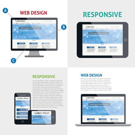 flexible business: Responsive Web Design
