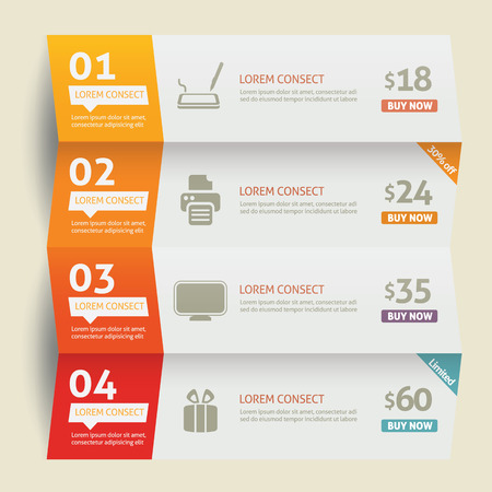 numbered: White paper numerati banner