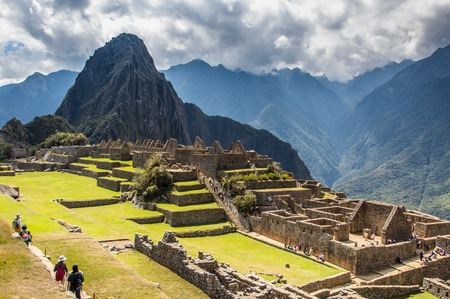 lost city: Machu Picchu Lost city of Inkas Peru