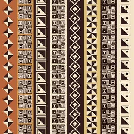 tribu: Fondo Africano abstracto