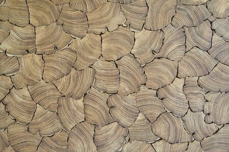 woodenrn: Wood in the puzzle Stock Photo