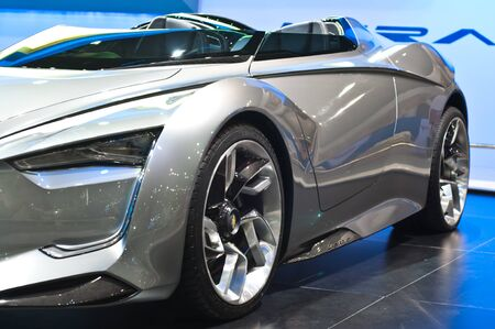 horsepower: Concept car  Editorial