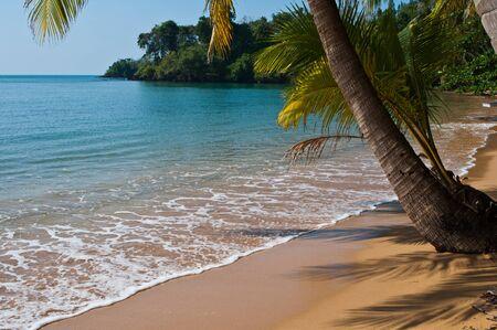 trad: Tropical beach ,in Trad province Thailand