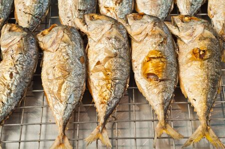 Fried  fishes Stock Photo - 12965417