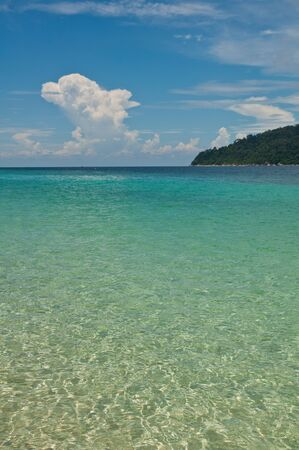 Glisten sea beach at Rawi island in Thailand Stock Photo - 13689491