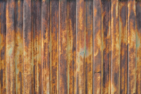 Rusty steel sheet of metal Stock Photo - 14493302