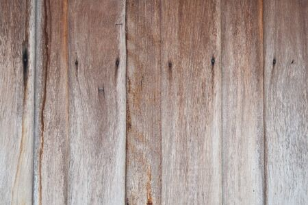 Texture old wooden boards brown color  Stock Photo