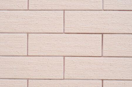 Brick wall  closeup Stock Photo