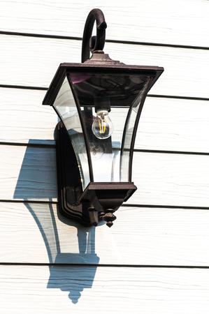 Wall light Stock Photo