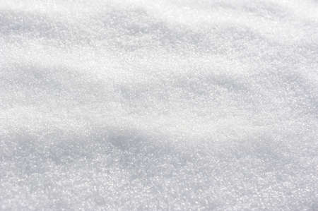 ice crystals: Ice crystals of snow