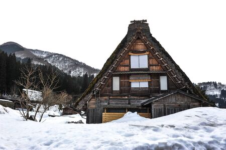 shirakawago: Historic Villages of Shirakawa-go and Gokayama winter