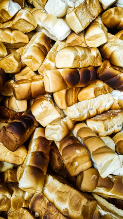 All of breads Stock Photo