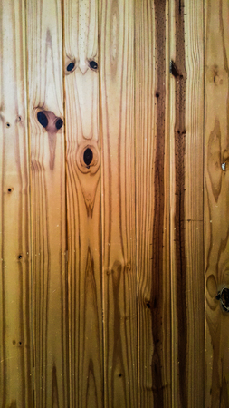 Lighting on the pine wood wall texture Stock Photo - 89583661