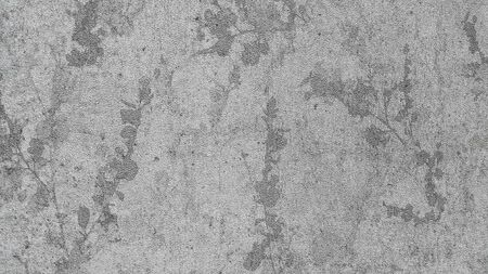 Gray abstract painting of wall