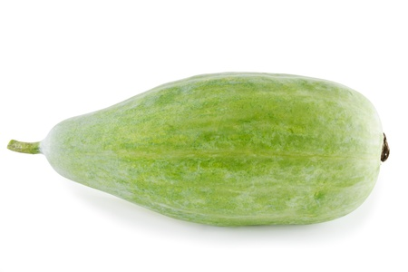 Winter melon on white background photo