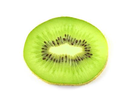 freshest: slices of kiwi fruit