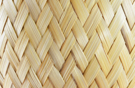 Bamboo wood texture ,handwork photo