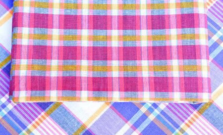 gingham: Gingham in Thai style