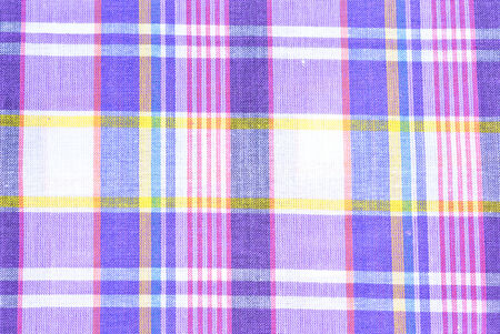 Gingham in Thai style photo