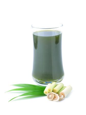 robustness: Thai herbal drinks, Lemon grass wate and pandan.
